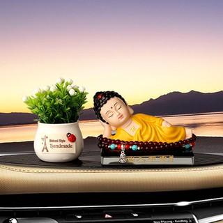 Tượng Phật Thích Ca Phật Tổ trang trí Xe ô tô - PHAT_TO thumbnail