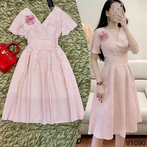 Váy thiết kế V1090
