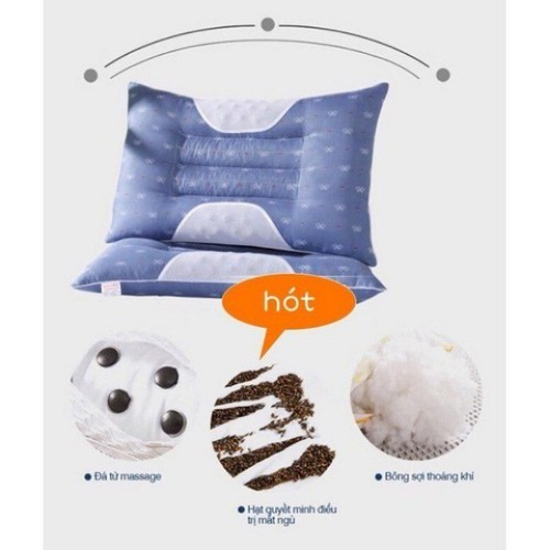 Gối chống ngủ ngáy