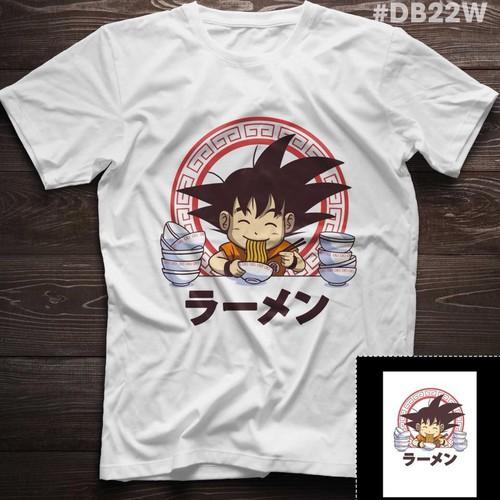 Áo phông Songoku bao đẹp dành cho các tín đồ manga