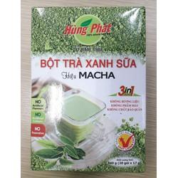 Bột trà xanh sữa Macha