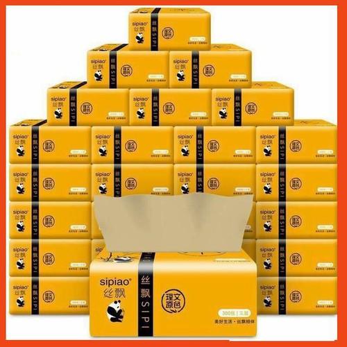 Thùng 27 gói Giấy ăn gấu trúc Sipiao siêu dai 3 3 3 - 11178371 , 19095611 , 15_19095611 , 208740 , Thung-27-goi-Giay-an-gau-truc-Sipiao-sieu-dai-3-3-3-15_19095611 , sendo.vn , Thùng 27 gói Giấy ăn gấu trúc Sipiao siêu dai 3 3 3