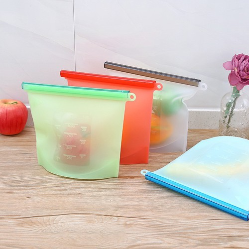 Túi silicon bảo quản thực phẩm NX6371