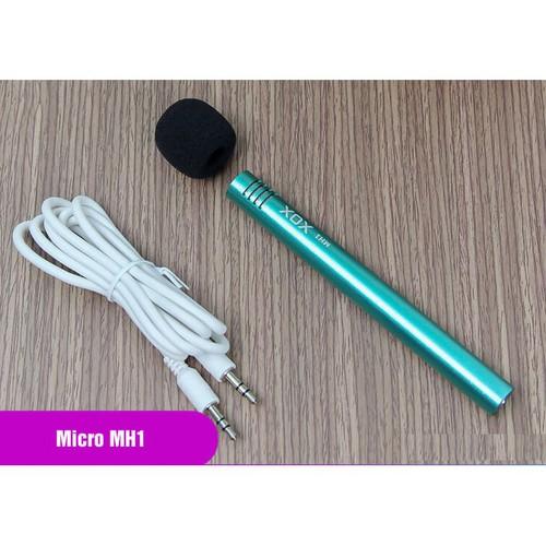 Micro thu âm XOX MH1