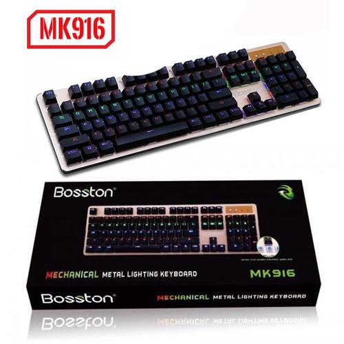 PHÍM CƠ BOSSTON MK916