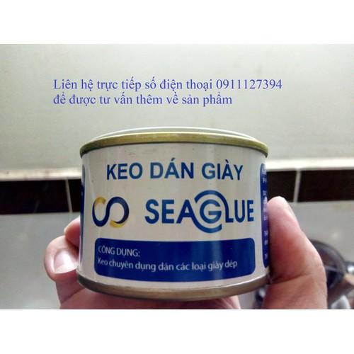 Keo Dán Giày Seaglue 100ml