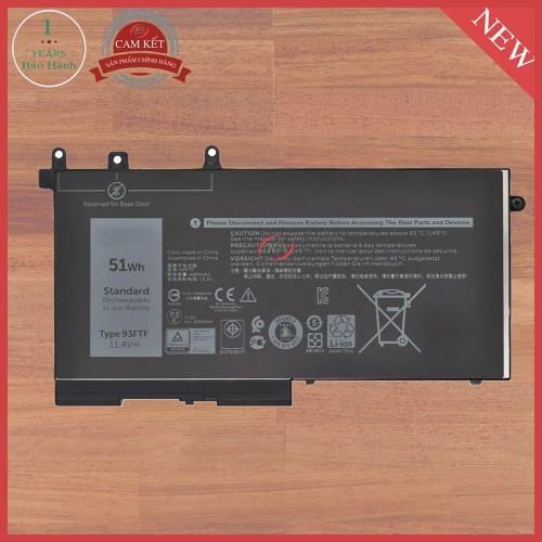 Pin laptop dell Latitude 5495 A001EN 51 Wh