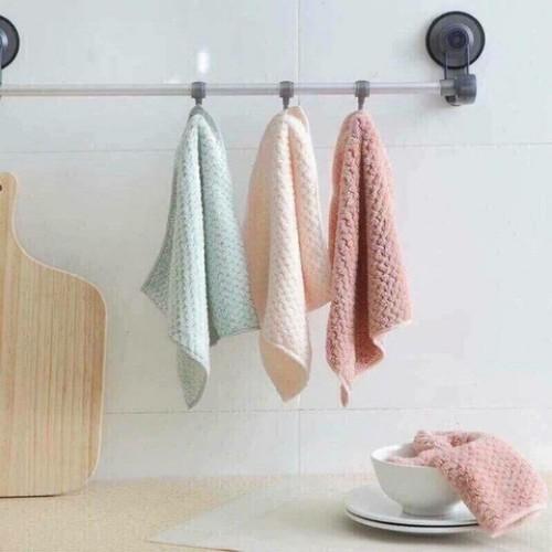 10 khăn lau nhà bếp siêu thấm