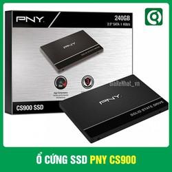 Ổ cứng SSD 240GB - 120GB PNY CS900 Chính Hãng - PNY CS900