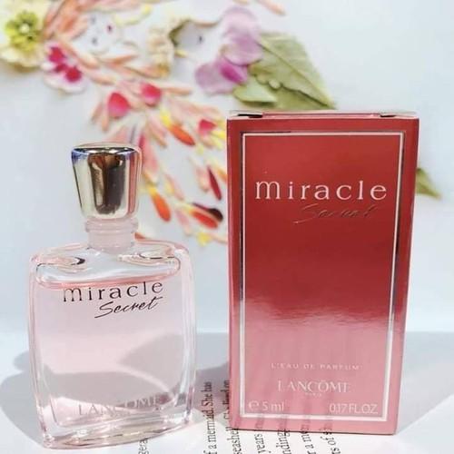 Nước hoa Lancome Miracle Secret 5ml