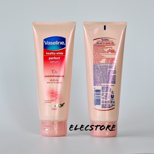 Dưỡng Thể Vaseline Healthy White Perfect Serum 10X 320ml Thái Lan - 11759871 , 19099978 , 15_19099978 , 139000 , Duong-The-Vaseline-Healthy-White-Perfect-Serum-10X-320ml-Thai-Lan-15_19099978 , sendo.vn , Dưỡng Thể Vaseline Healthy White Perfect Serum 10X 320ml Thái Lan