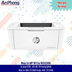 Máy in laser trắng đen HP Pro M15A - W2G50A