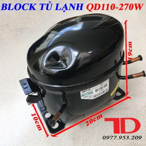 Block tủ lạnh qd110 270w từ 650l-800l - 20201174 , 19084300 , 15_19084300 , 1200000 , Block-tu-lanh-qd110-270w-tu-650l-800l-15_19084300 , sendo.vn , Block tủ lạnh qd110 270w từ 650l-800l