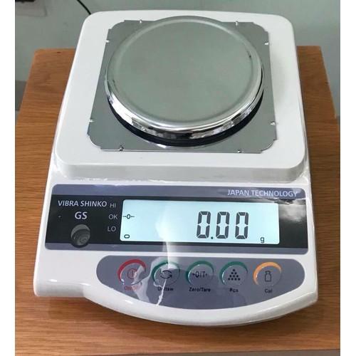CÂN ĐIỆN TỬ GS - 1200G SAI SỐ 0.01G