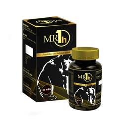Combo 3 hộp Mr 1h hỗ trợ sức khoẻ nam giới