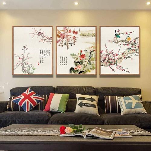 Bức tranh treo tường phong cảnh trang trí