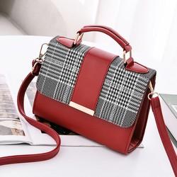 Túi đeo chéo nữ chất da hàng hiệu túi xách thời trang mới TU06