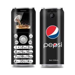 Điện thoại nhỏ gọn K8 hình lon nước ngọt độc đáo