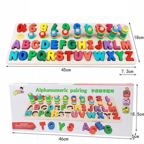 Đồ chơi giáo dục, giáo cụ montessori cho bé học đếm số, cột tính bậc thang và bảng chữ cái, đồ chơi gỗ giúp phát triển trí não giáo dục theo phương pháp montessori. - 17192013 , 19106386 , 15_19106386 , 282800 , Do-choi-giao-duc-giao-cu-montessori-cho-be-hoc-dem-so-cot-tinh-bac-thang-va-bang-chu-cai-do-choi-go-giup-phat-trien-tri-nao-giao-duc-theo-phuong-phap-montessori.-15_19106386 , sendo.vn , Đồ chơi giáo dục,