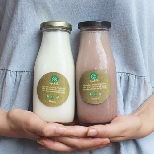 COMBO 10 Chai Sữa Nắp Thiết 300ml