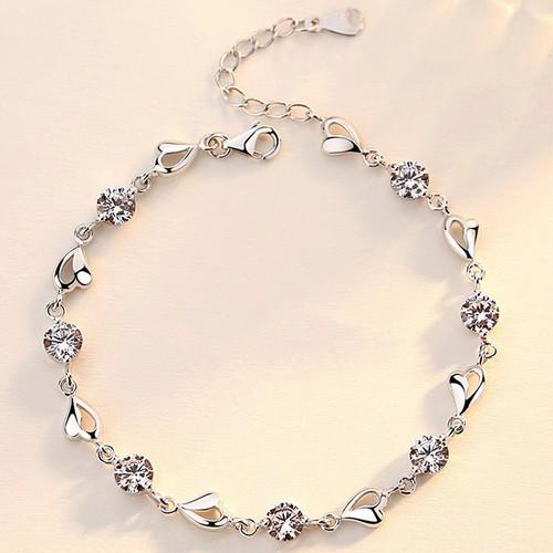Lắc tay Hương Mùa Hè bạc 925 phong cách Hàn Quốc, vòng tay bạc nữ, lắc tay đính đá thời trang TTB-LT68 - 11769463 , 19115956 , 15_19115956 , 450000 , Lac-tay-Huong-Mua-He-bac-925-phong-cach-Han-Quoc-vong-tay-bac-nu-lac-tay-dinh-da-thoi-trang-TTB-LT68-15_19115956 , sendo.vn , Lắc tay Hương Mùa Hè bạc 925 phong cách Hàn Quốc, vòng tay bạc nữ, lắc tay đính