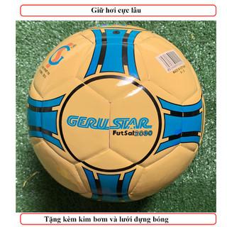 Banh Geru Star Futsal và sân cỏ nhân tạo 2030 -Tặng kim bơm và lưới đựng bóng [ĐƯỢC KIỂM HÀNG] 19110370 - 19110370 thumbnail