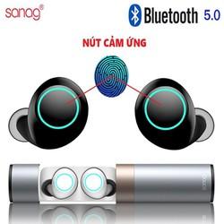 Tai nghe bluetooth 5.0 cảm ứng SANAG J1 - Hàng nhập khẩu