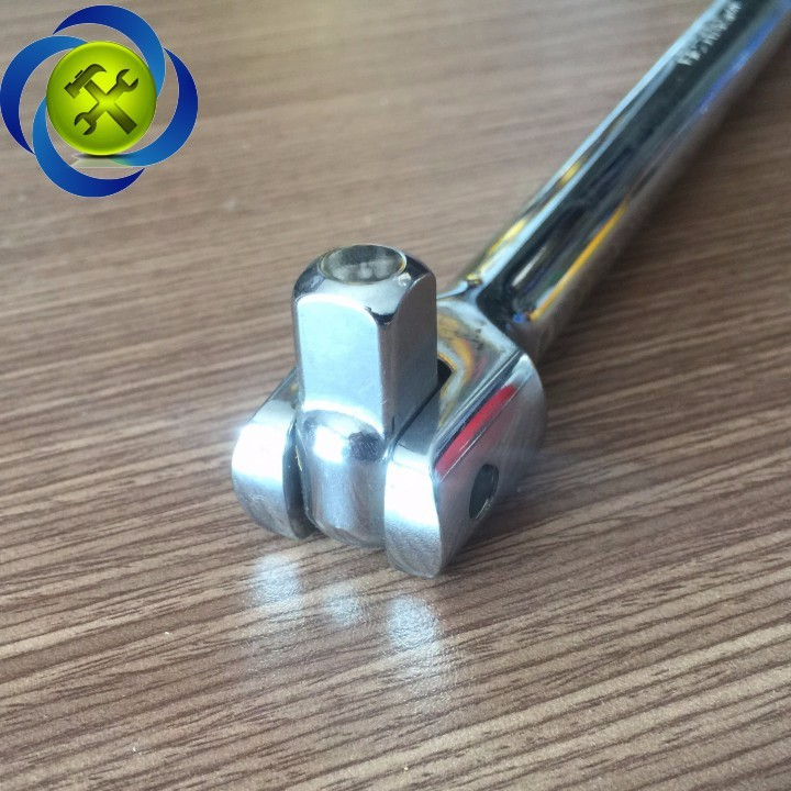 Cần lắc léo Gestar 296-413 dài 430mm 1 phần 2 3