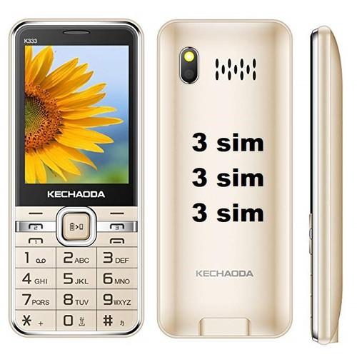 Điện thoại 3 sim