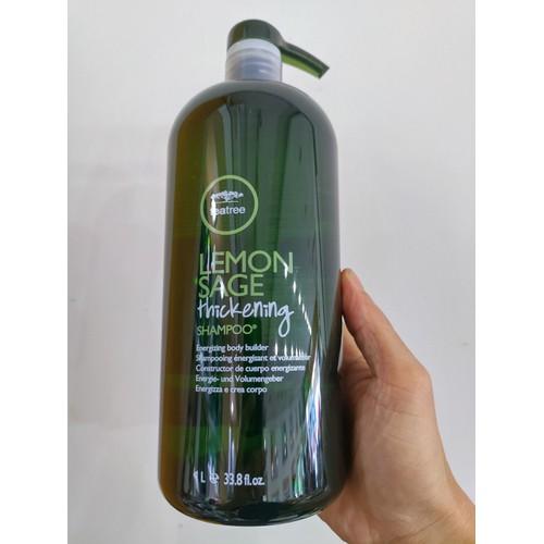 Dầu gội kiềm dầu dành cho tóc dầu Lemon Sage Thickening Shampoo Paul Mitchell 1000ml - 11772063 , 19120645 , 15_19120645 , 1186000 , Dau-goi-kiem-dau-danh-cho-toc-dau-Lemon-Sage-Thickening-Shampoo-Paul-Mitchell-1000ml-15_19120645 , sendo.vn , Dầu gội kiềm dầu dành cho tóc dầu Lemon Sage Thickening Shampoo Paul Mitchell 1000ml