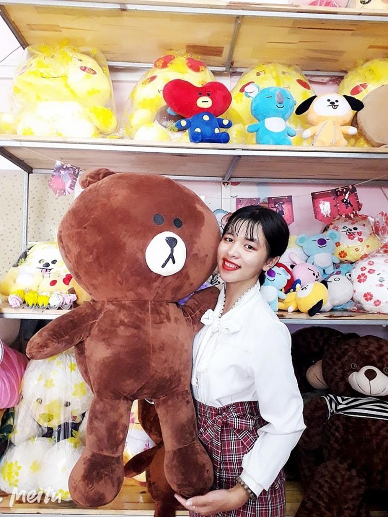 Gấu Bông Brown 1m 3