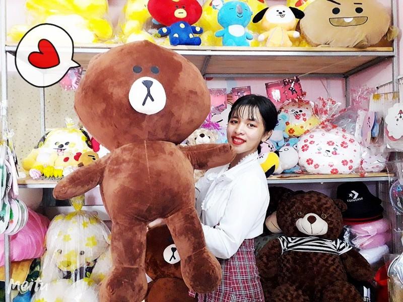 Gấu Bông Brown 1m 5