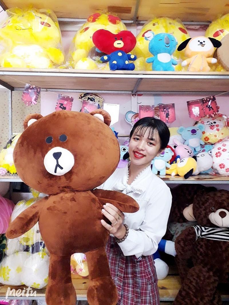 Gấu Bông Brown 70cm 4