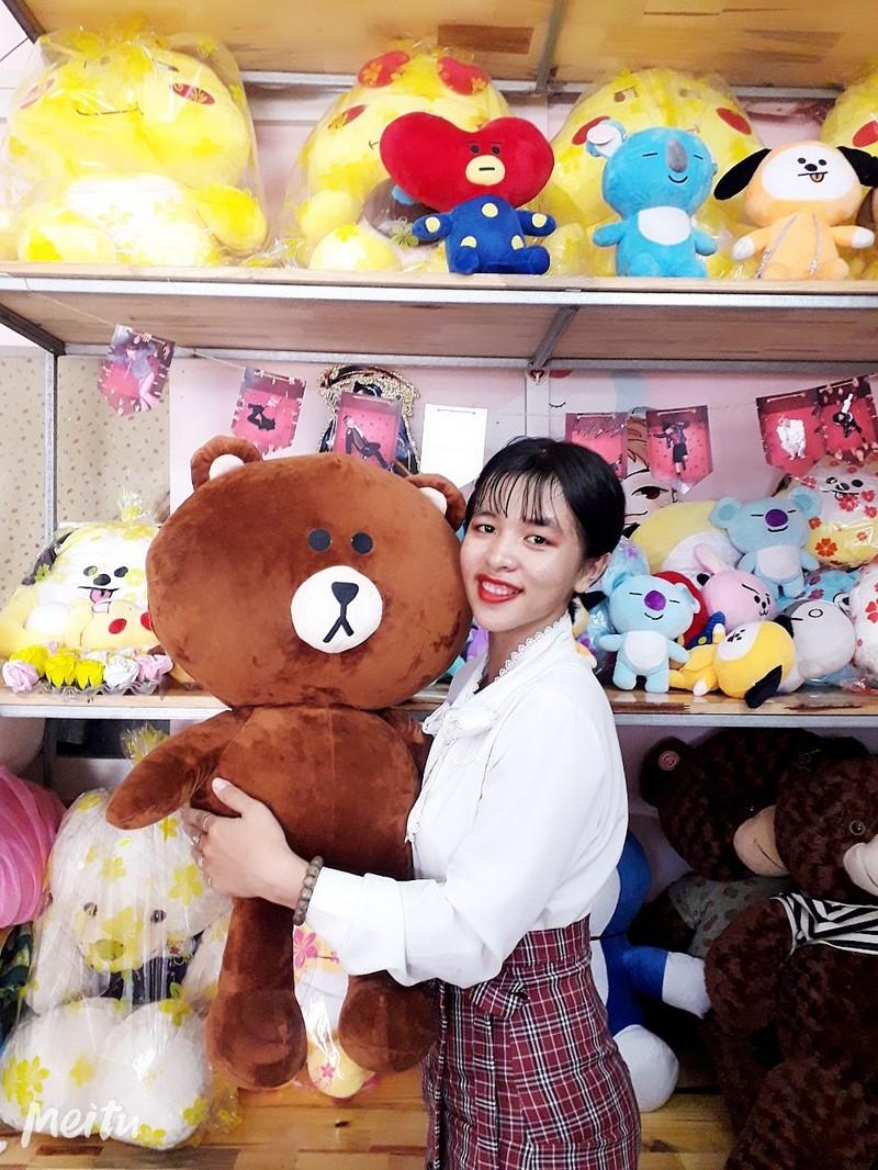Gấu Bông Brown 70cm 6