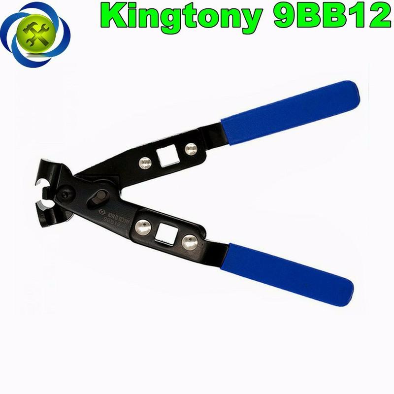 Kềm tháo lắp kẹp Clamp Kingtony 9BB12 235mm 1