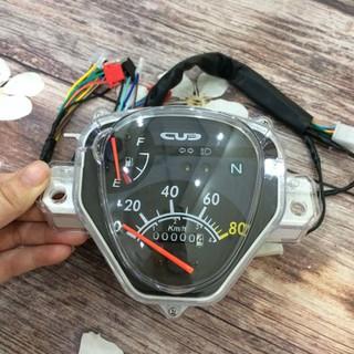 Đồng hồ cơ xe honda CUB 81 đời mới - G449 - G449 thumbnail