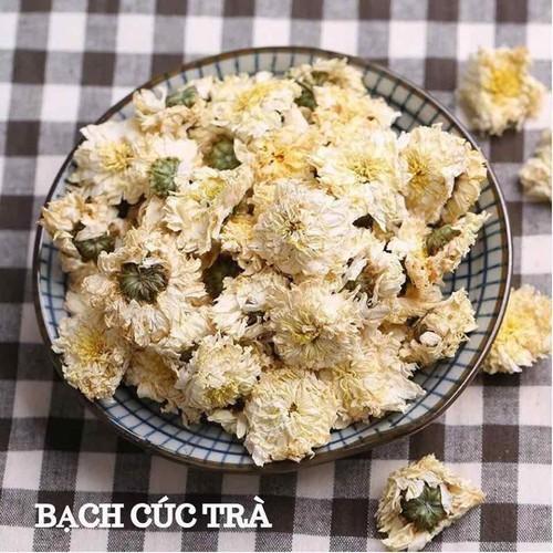 Trà hoa cúc trắng organic 250gr
