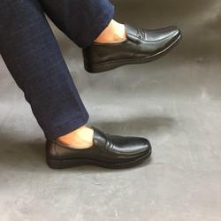 Giày trung niên da bò thật bảo hành da 1 năm