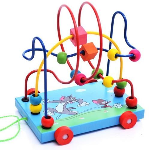 Xe đồ chơi bằng gỗ, xe xâu chuỗi luồn hạt gỗ, đồ chơi an toàn cho bé giúp trẻ kích thích giác quan hỗ trợ phát triển trí tuệ bằng đồ chơi thông minh. - 17192033 , 19106980 , 15_19106980 , 178500 , Xe-do-choi-bang-go-xe-xau-chuoi-luon-hat-go-do-choi-an-toan-cho-be-giup-tre-kich-thich-giac-quan-ho-tro-phat-trien-tri-tue-bang-do-choi-thong-minh.-15_19106980 , sendo.vn , Xe đồ chơi bằng gỗ, xe xâu chuỗi