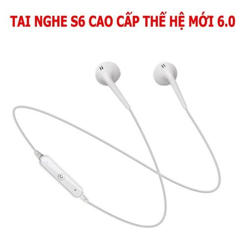 Tai nghe Bluetooth S6 có đàm thoại - S6 tai nghe nhạc bluetooth thể thao - 11789271 , 19148318 , 15_19148318 , 90000 , Tai-nghe-Bluetooth-S6-co-dam-thoai-S6-tai-nghe-nhac-bluetooth-the-thao-15_19148318 , sendo.vn , Tai nghe Bluetooth S6 có đàm thoại - S6 tai nghe nhạc bluetooth thể thao