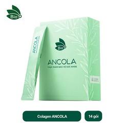 Thực phẩm bảo vệ sức khỏe collagen ancola