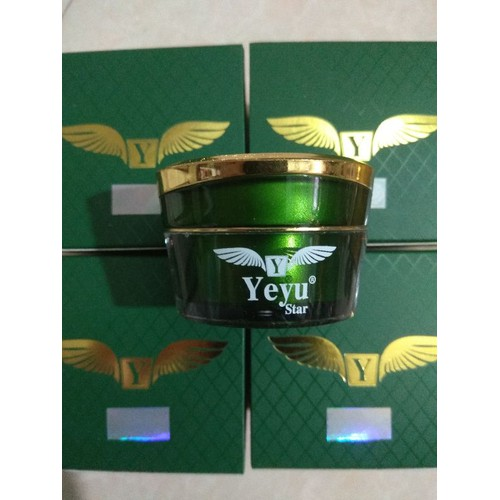 kem mụn ba tác dụng Yeyu star 12g - 11781700 , 19135922 , 15_19135922 , 179000 , kem-mun-ba-tac-dung-Yeyu-star-12g-15_19135922 , sendo.vn , kem mụn ba tác dụng Yeyu star 12g