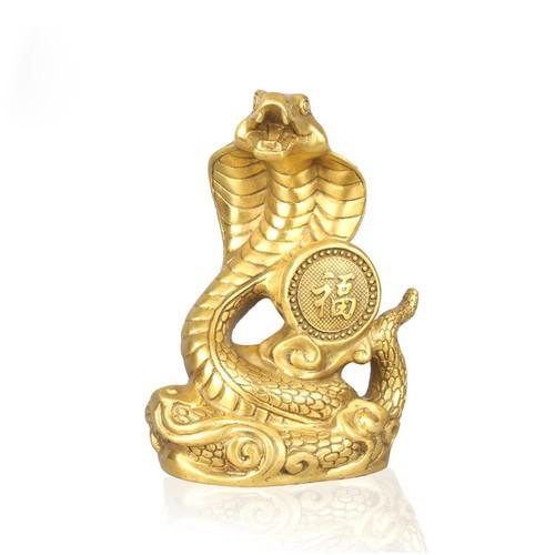 Tượng linh vật con rắn chầu chữ phúc bằng đồng thau cỡ trung phong thủy - 11785958 , 19143263 , 15_19143263 , 1500000 , Tuong-linh-vat-con-ran-chau-chu-phuc-bang-dong-thau-co-trung-phong-thuy-15_19143263 , sendo.vn , Tượng linh vật con rắn chầu chữ phúc bằng đồng thau cỡ trung phong thủy