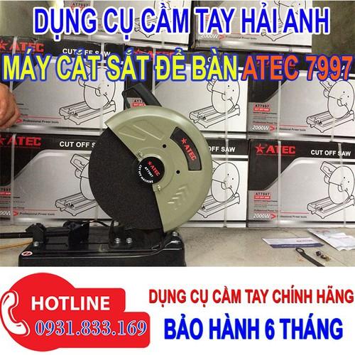 Máy cắt kim loại ATEC 7997