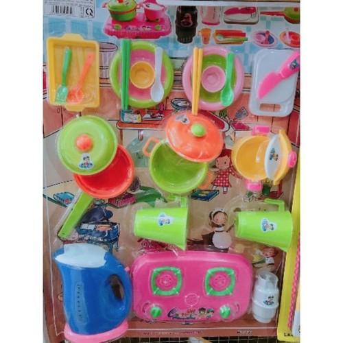 [đồ chơi cho bé] Bộ bếp đủ món - 11782436 , 19137234 , 15_19137234 , 98000 , do-choi-cho-be-Bo-bep-du-mon-15_19137234 , sendo.vn , [đồ chơi cho bé] Bộ bếp đủ món