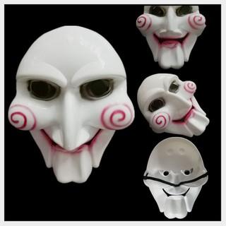 Mặt Nạ Halloween SAW - Mặt Nạ Kinh Dị - ms457 thumbnail