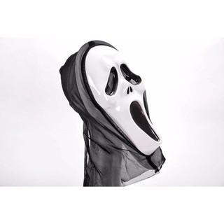 Mặt Nạ Scream Sát Nhân giấu Mặt - Halloween - MS354 thumbnail