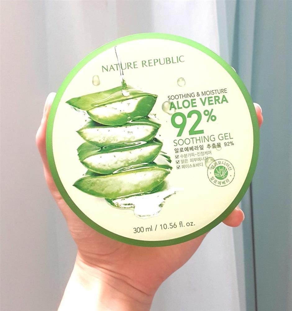 Gel Lô Hội Nature Republic Aloe Vera Soothing Gel