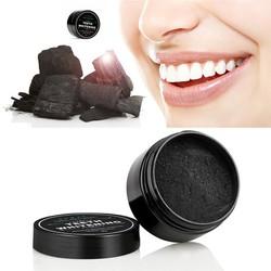 Bột Tẩy Trắng Răng Than Tre Hoạt Tính Nhật Bản - Teeth Whitening