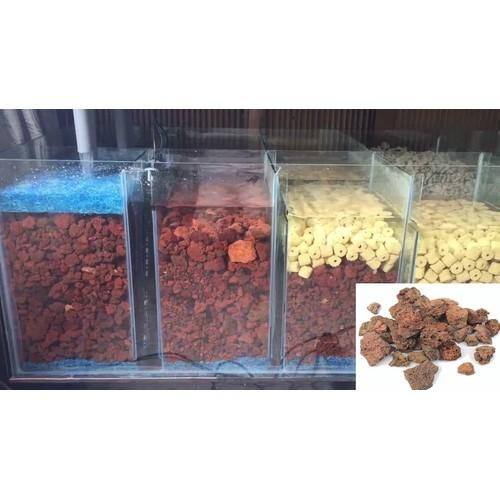 1 Kg nham thạch vật liệu lọc trong hệ thống lọc nước bể cá giúp bể cá cảnh luôn trong sạch - 11788574 , 19147141 , 15_19147141 , 13000 , 1-Kg-nham-thach-vat-lieu-loc-trong-he-thong-loc-nuoc-be-ca-giup-be-ca-canh-luon-trong-sach-15_19147141 , sendo.vn , 1 Kg nham thạch vật liệu lọc trong hệ thống lọc nước bể cá giúp bể cá cảnh luôn trong sạch